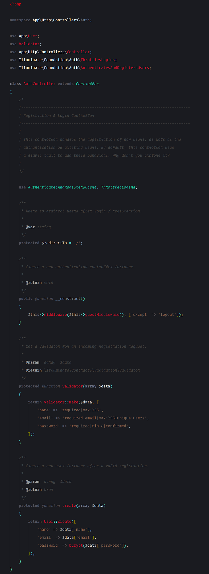 Laravel Preview