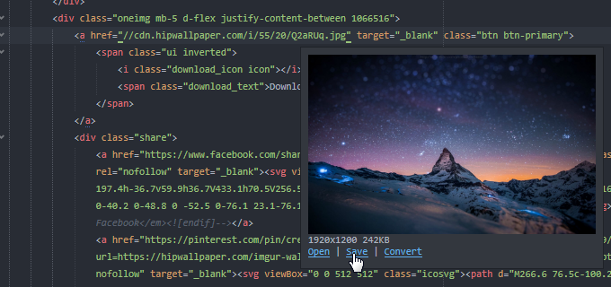 Screenshot of Hover Preview, a plugin for Sublime Text 3 by @alvesjtiago