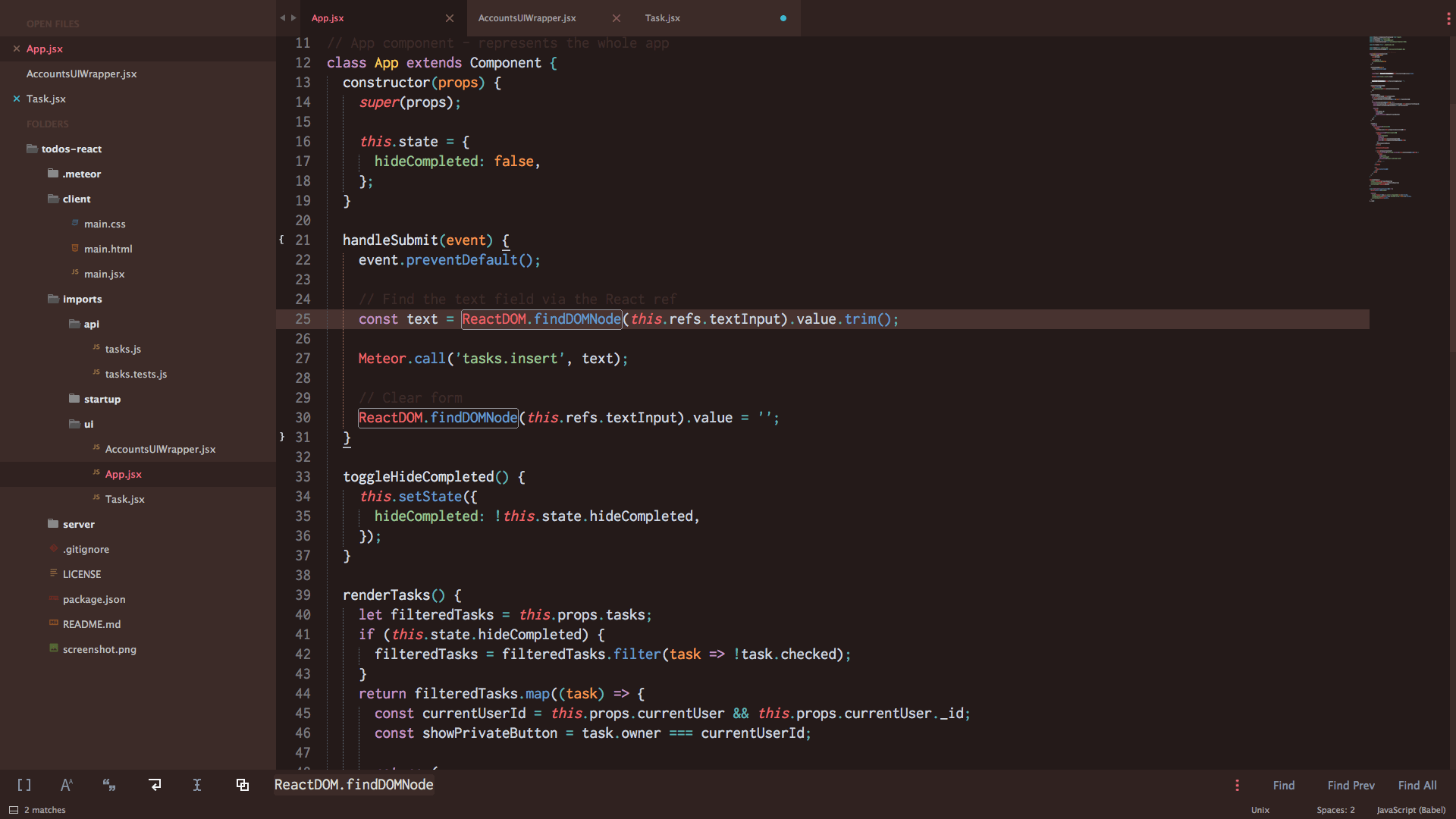 Agila theme classic for sublime text