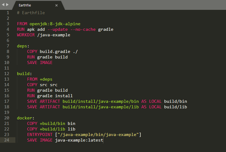 sublime syntax highlighting screenshot