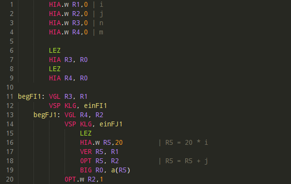 DRAMA Syntax Highlighter - Packages - Package Control