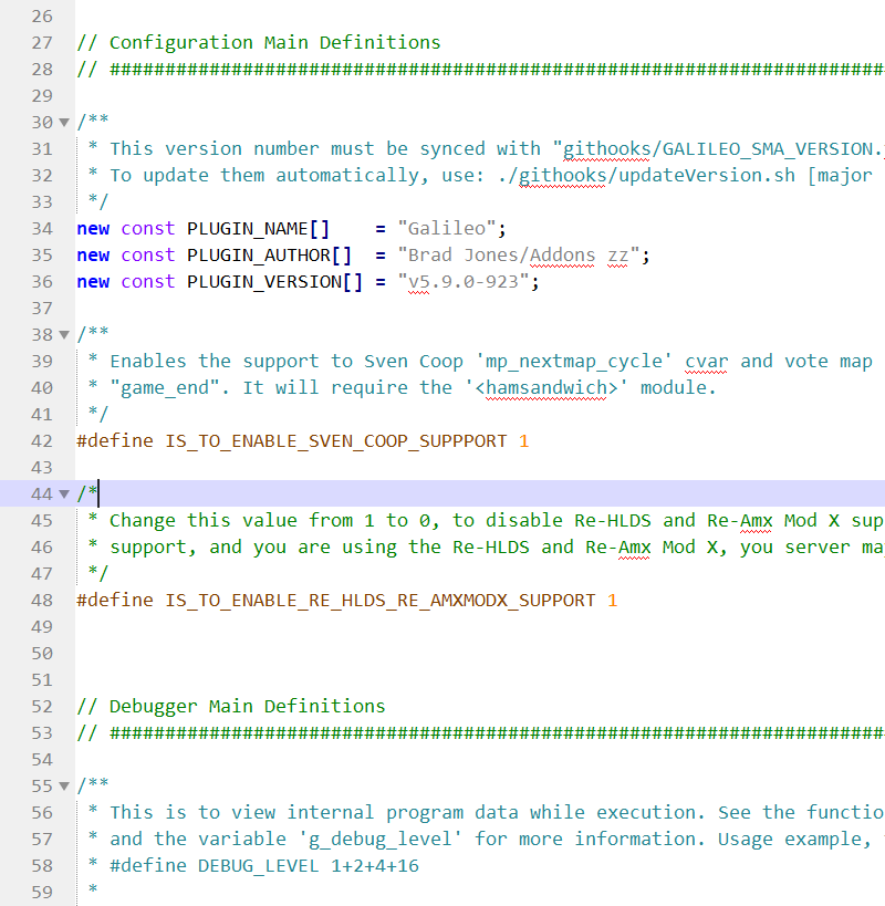 Notepad++ Color Scheme - Packages - Package Control