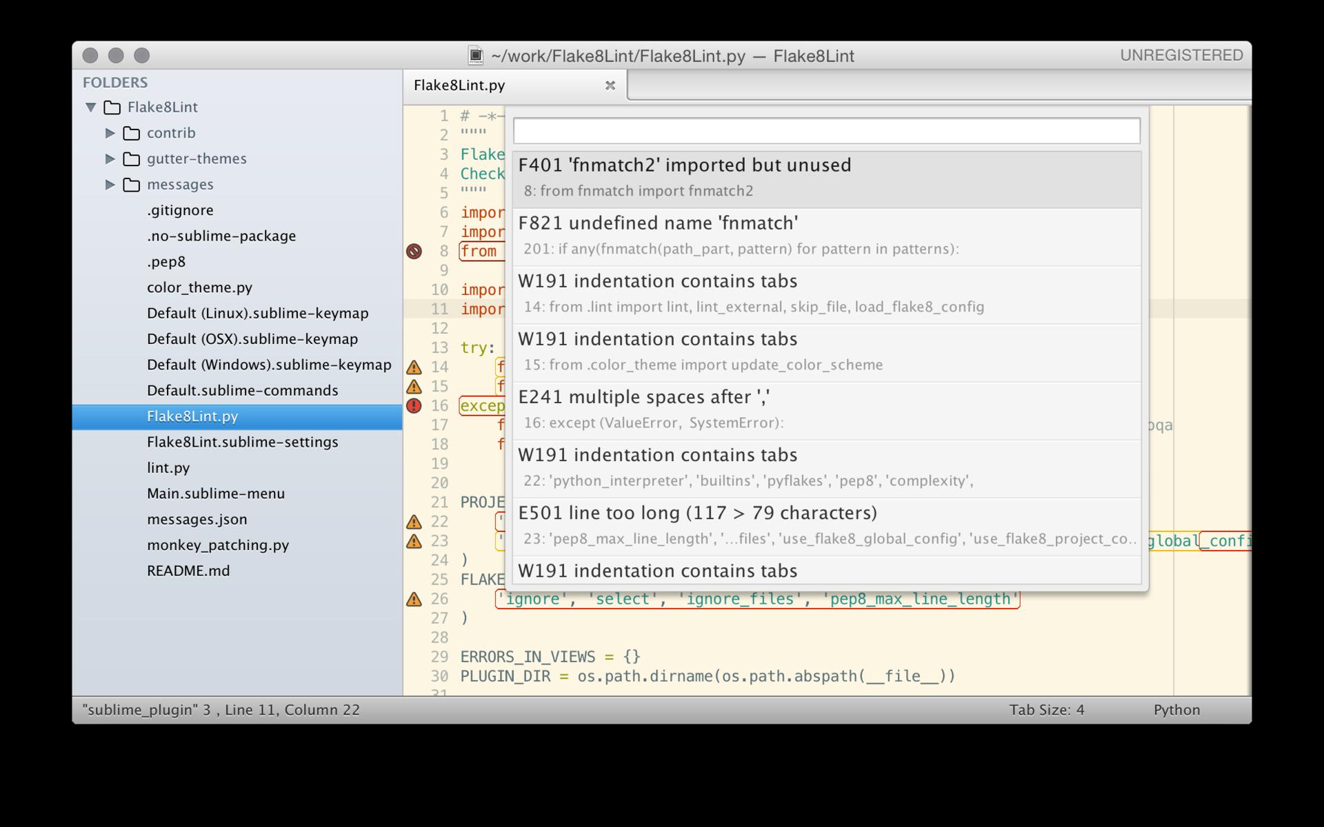 Vim Checking Php Code And Python Teranex We